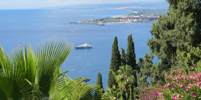 Hotel em Taormina: Villa Carlotta