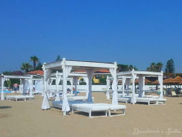 Dica de praia na Sicília