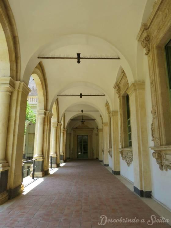 Mosteiro dos Beneditinos Catania