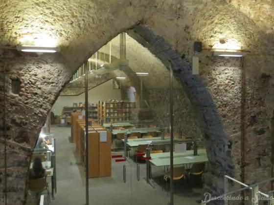 O que ver em Catânia: Mosteiro dos Beneditinos
