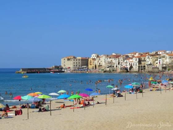 Praia de Cefalù