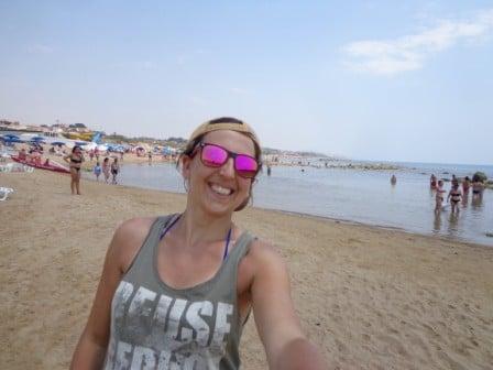 Agrigento - praia San Leone