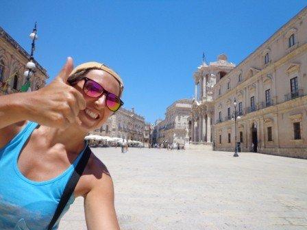 Siracusa - Ortigia Piazza Duomo