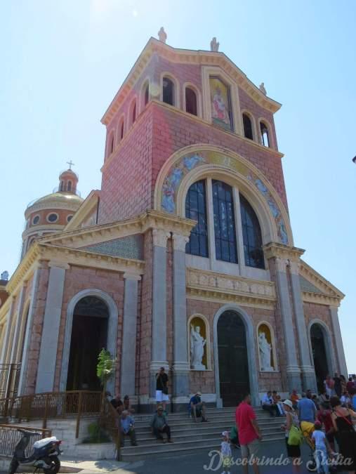 Santuário de Tindari, Sicília