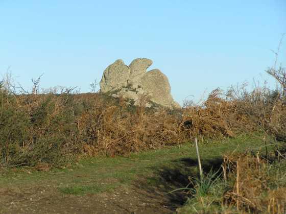 Rocha Megalitica