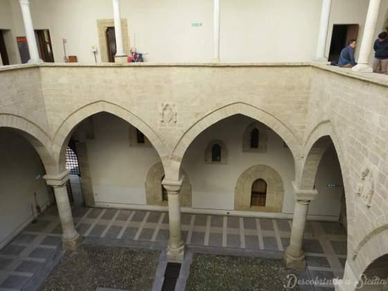 Palazzo Chiaramonte Steri - Palermo