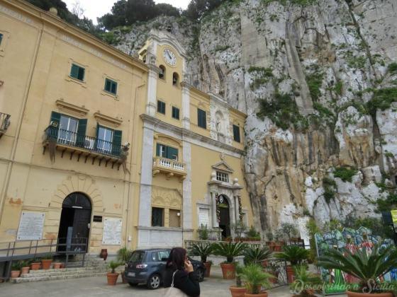 Santuário de Santa Rosalia em Palermo
