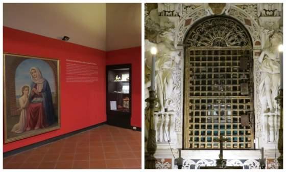 Relíquia de Santa Ana em Castelbuono