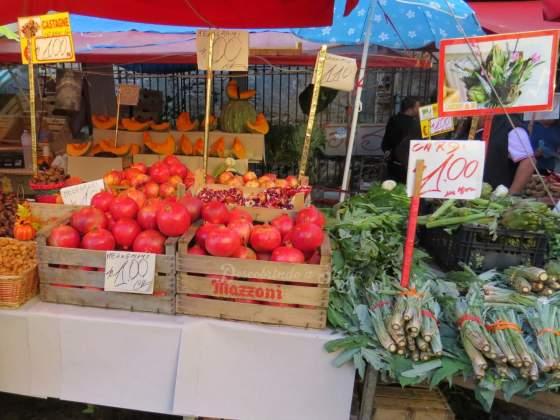 Mercado de Palermo: Ballarò
