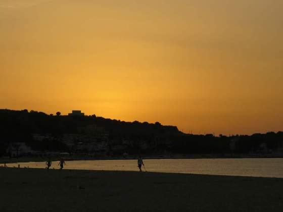 Pôr do sol em San Vito Lo Capo