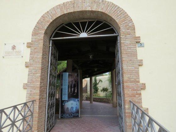 Catacumbas de Siracusa - San Giovanni