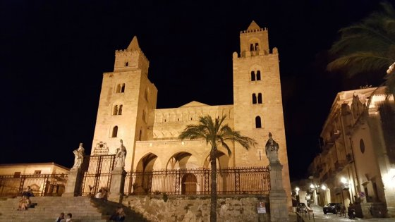 Catedral de Cefalù - Foto: Adriana Ferreira