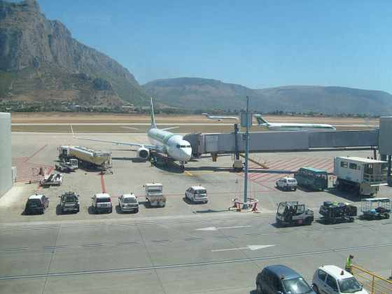 Aeroporto de Palermo - Foto: WikiCommons