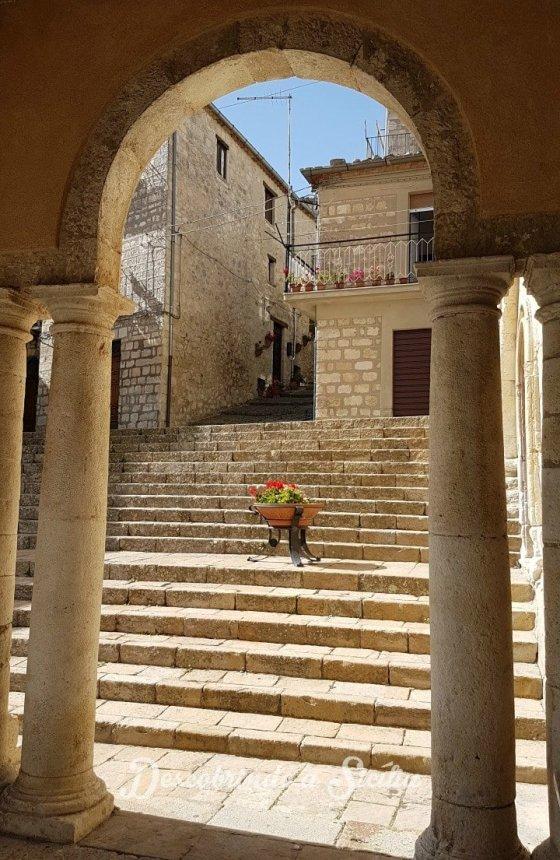Vilarejos do interior da Sicília: Petralia Soprana
