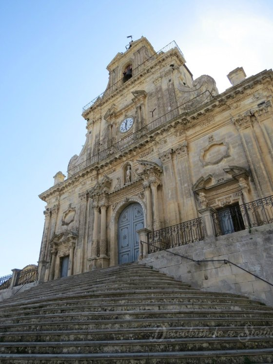 igreja de São Sebastião - Palazzolo Acreide