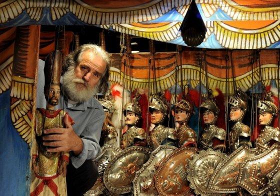 Marionetes sicilianas