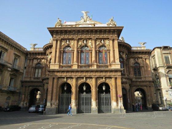 ópera em Catania