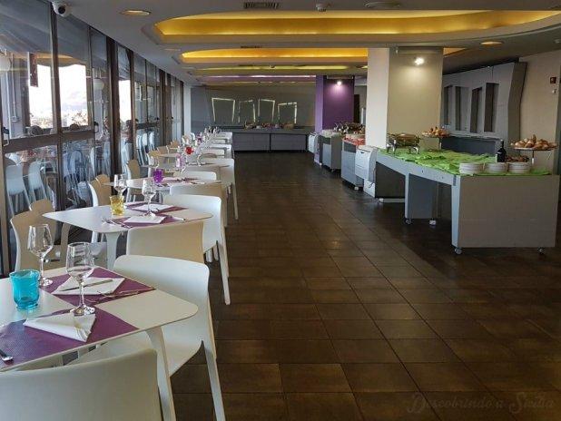 Restaurante Hotel Ibis em Palermo