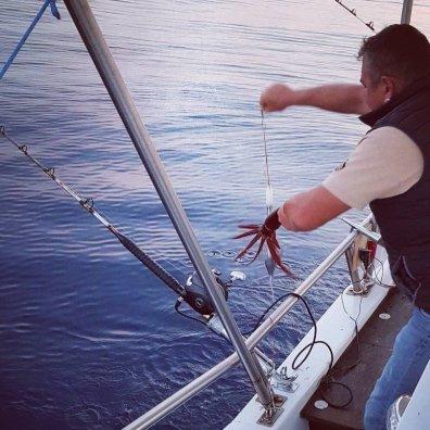 Pesca em Taormina