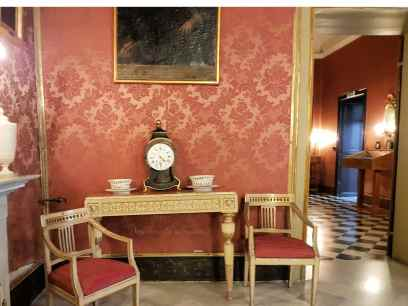 Palácio nobre em Palermo 1