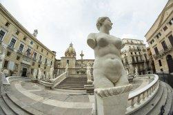 Fonte da Vergonha, Palermo
