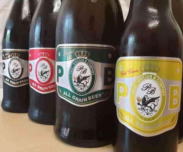 Cervejas Sicilianas - Paul Bricius