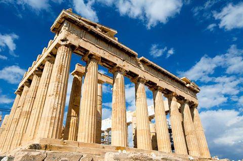 A arte na Grécia Antiga