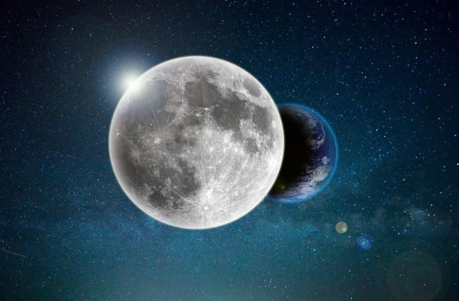 Qual a importância da Lua para nossa Terra?