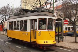 Eléctrico - Lisboa