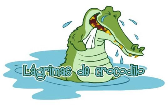 Lágrimas de Crocodilo