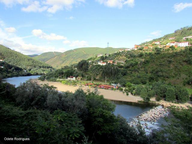 Praia Fluvial Baixo Mondego
