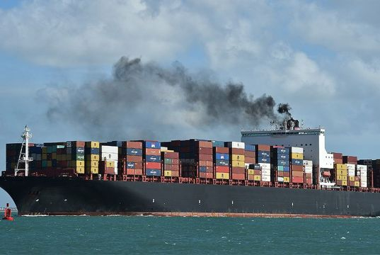 Poluição Marítima