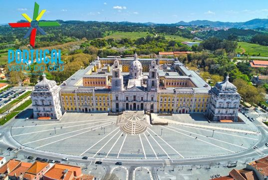 Portugal Visto do Ceu
