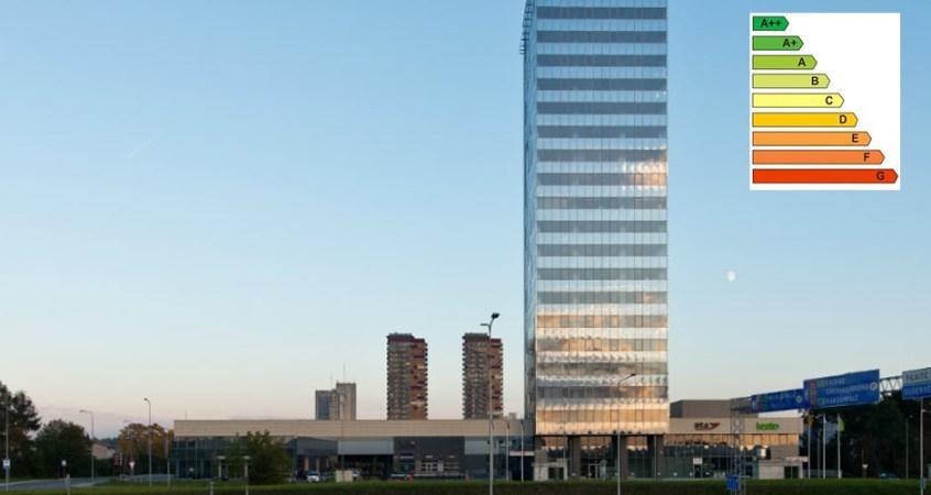 Grand Office VIlnius, descon, energiškai efektyvus biurų pastatas
