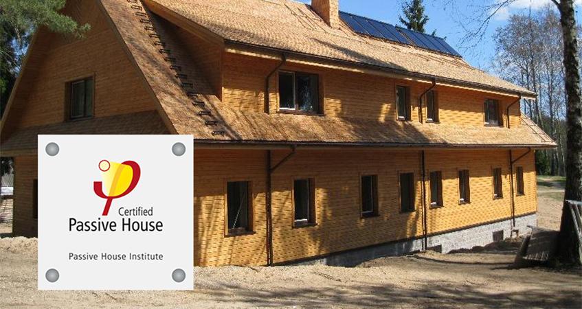 Pasyvus namas, Lietuva, Descon