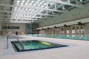 Girstučio plaukimo centras, BIM projektavimas,Descon