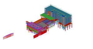 VGTU Descon, BIM projektavimas