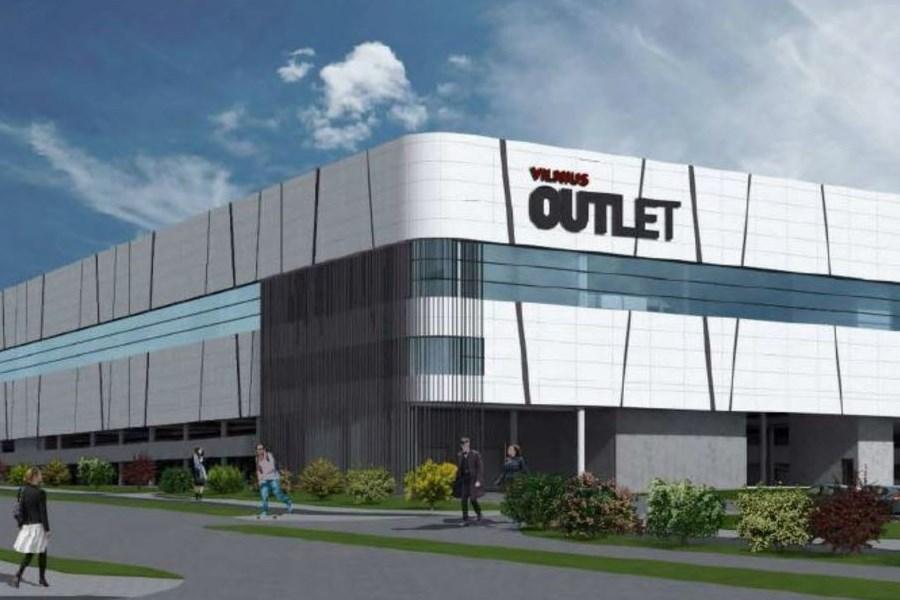 Shopping mall Vilnius Outlet, Descon projektai