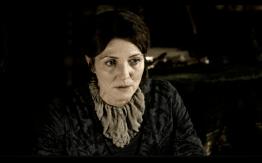 Catelyn Stark interpretada por Michelle Fairley