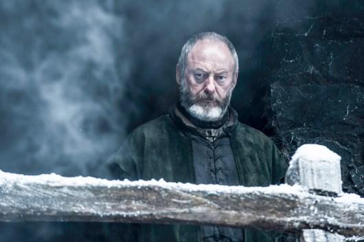 Liam Cunningham como Davos Seaworth