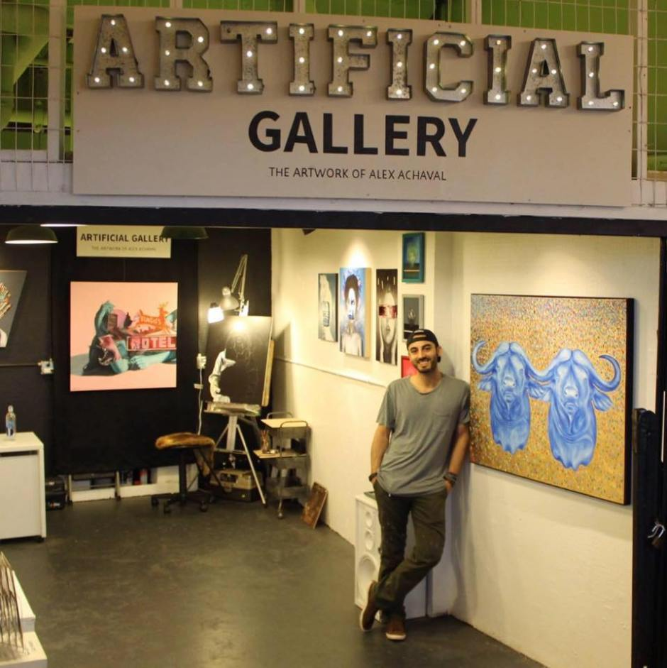 Artifical gallery alex achaval