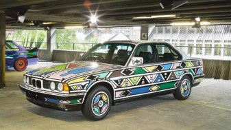 esther-mahlangu-bmw-car