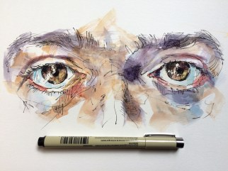 Noel Badges Pugh - rapid eye study