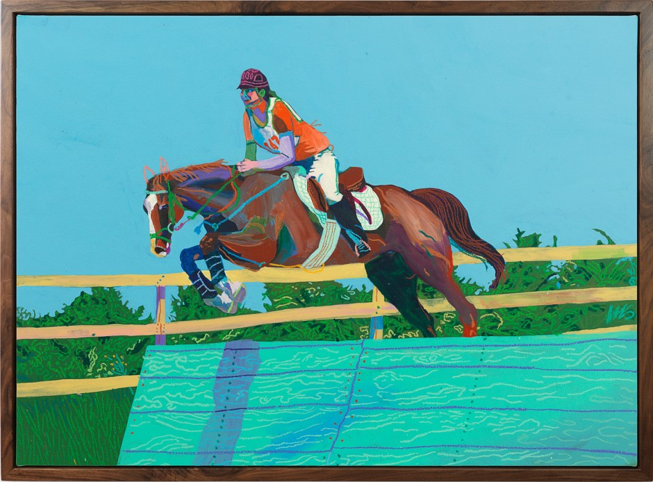 Andy Dixon - show jumping