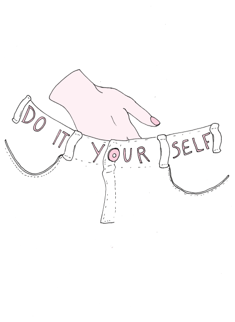 France Corbel - Do it yourself