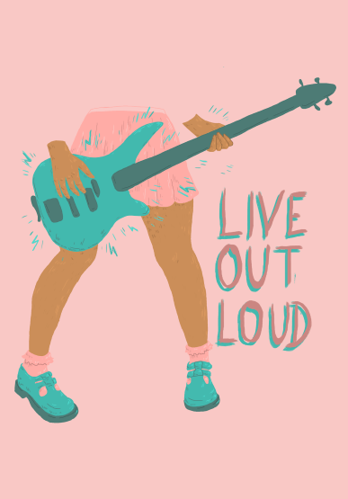France Corbel - Live out loud