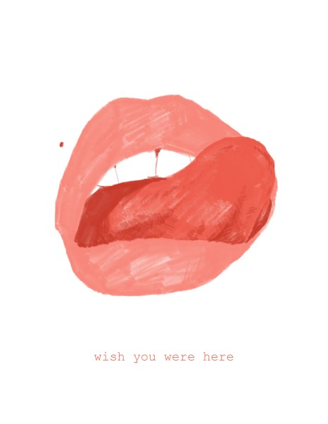Sarah Maxwell - wish you were here