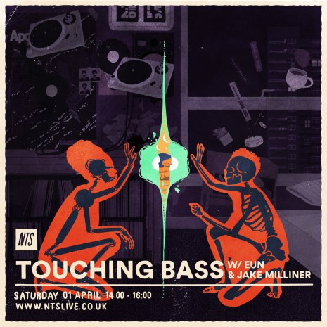 Joe Prytherch - Touching bass - APR 2017
