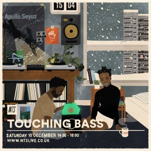 Joe Prytherch - Touching bass - DEC 2016