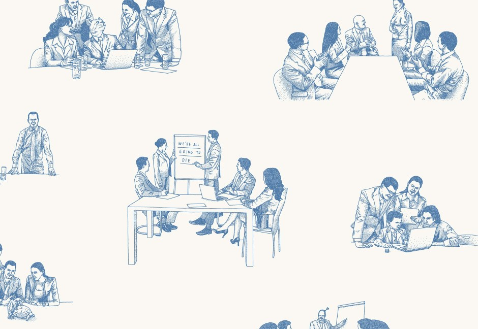 Mr Bingo - Meeting room wallpaper 2